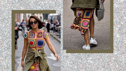 21 Gorgeous Crochet Pieces You Can Style All Summer Long | StyleCaster