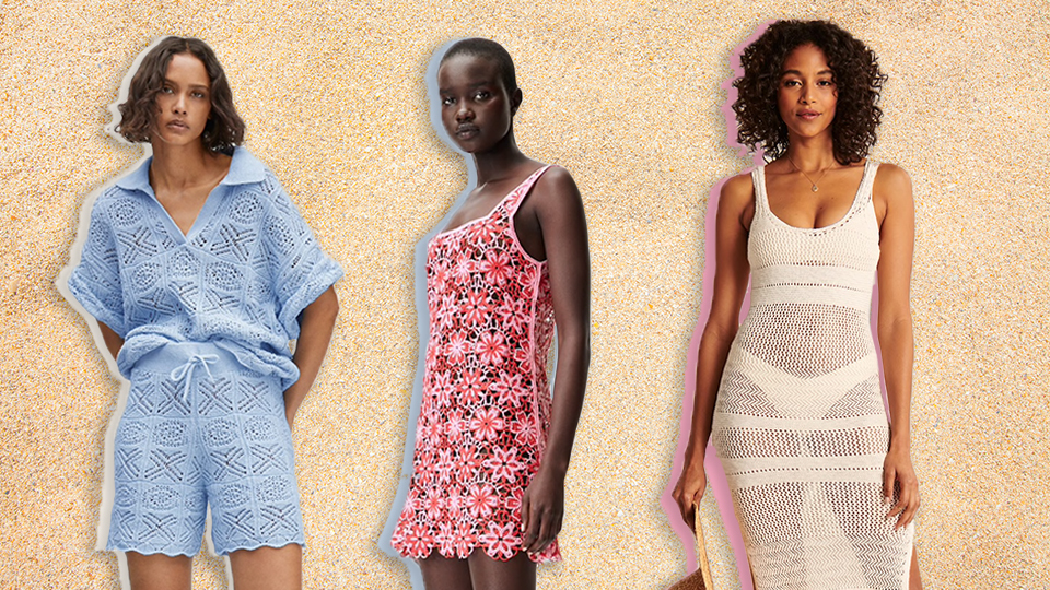 16 Gorgeous Crochet Pieces You Can Style All Summer Long
