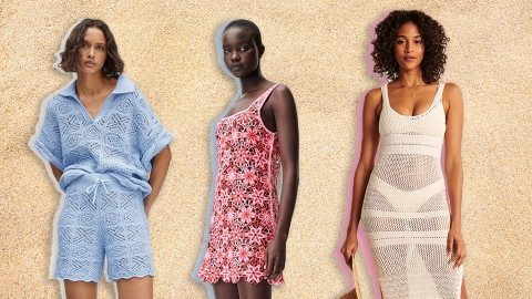 16 Gorgeous Crochet Pieces You Can Style All Summer Long | StyleCaster