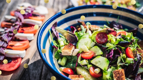13 Easy Summer Salads To Serve At Your Fourth Of July BBQ | StyleCaster