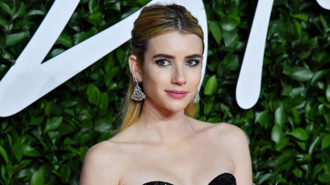 Emma Roberts IsPregnant With Boyfriend Garrett Hedlund's Baby After a Year of Dating | StyleCaster