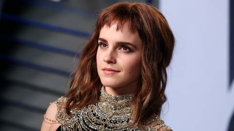 Emma Watson Also Doesn't Support J.K. Rowling After Her Transphobic Tweets | StyleCaster