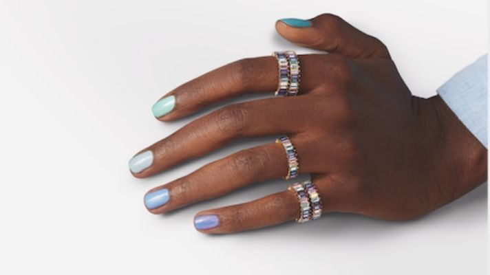 Match Your Nails to Your Jewels With Essie and BaubleBar's Next Collab