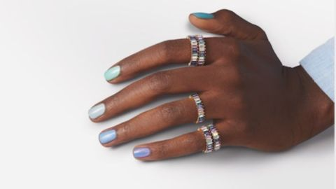 Match Your Nails to Your Jewels With Essie and BaubleBar's Next Collab | StyleCaster