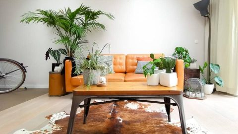 Vegan-Friendly Faux Cowhide Rugs to Add Texture to Your Space | StyleCaster