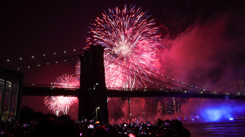 How to Stream 4th of July Fireworks Across the Country While Social Distancing at Home | StyleCaster