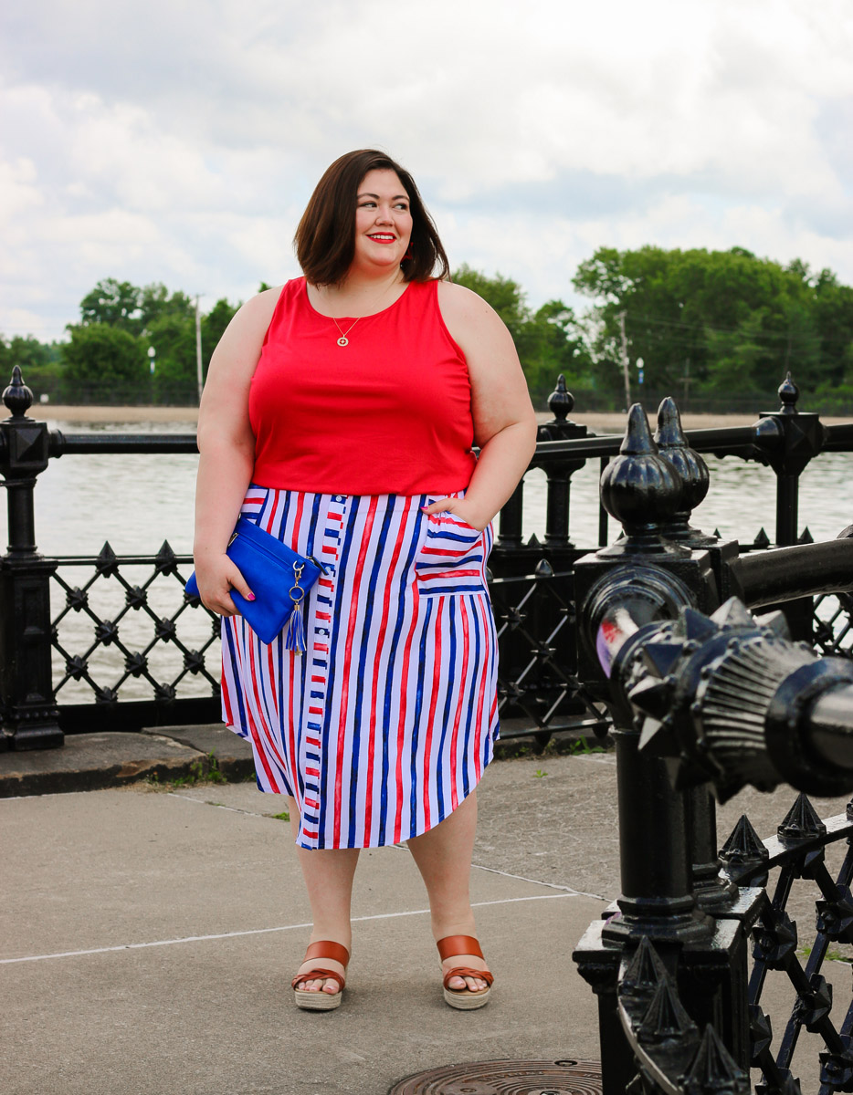 STYLECASTER   Fourth of July Outfits