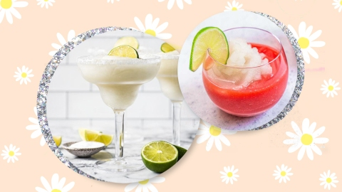 10 Frozen Summer Cocktails That Taste Like A Tropical Vacation | StyleCaster