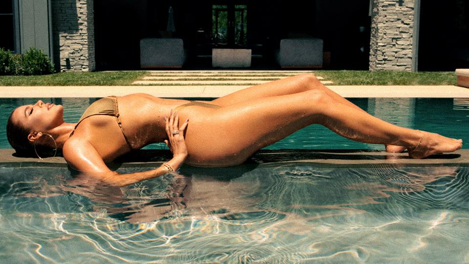 Good American Finally Launched Swimwear So You Can Sunbathe Like A Kardashian