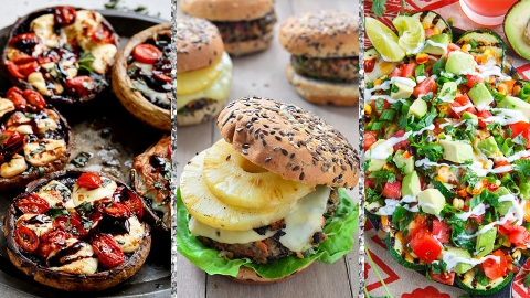 20 Vegetarian BBQ Ideas To Grill At Your Next Backyard Party | StyleCaster