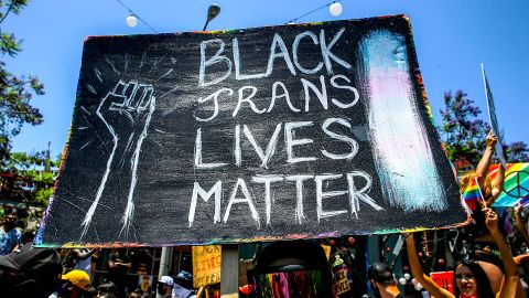 6 Ways You Can Show Up For & Support Black Trans Lives | StyleCaster