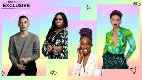 Eyes On Pride: Starring Bretman Rock, Hannah Hart & More | StyleCaster