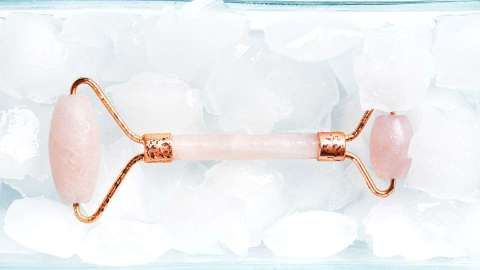 Sleek Facial Ice Rollers to De-Puff, Soothe, & Refine   StyleCaster