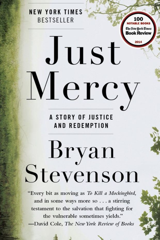STYLECASTER   books on racism   Just Mercy