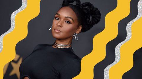 Janelle Monae's Latest Slay Just Made Yellow The Must-Wear Color Of The Summer | StyleCaster