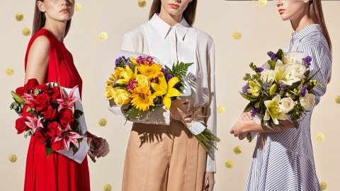 Jason Wu's 1-800-Flowers Collab Features The Most Beautiful Blooms | StyleCaster