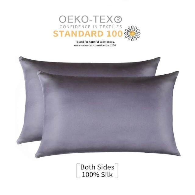 Jocoku Mulberry Silk Pillowcases