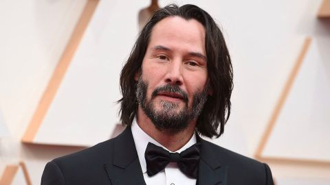 Keanu Reeves Is Auctioning Off a Zoom Date & BRB, Going To Bid All My Money | StyleCaster