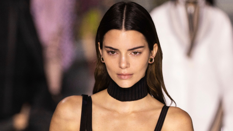 Kendall Jenner Responded to Claims She Photoshopped Herself at a BLM Protest | StyleCaster