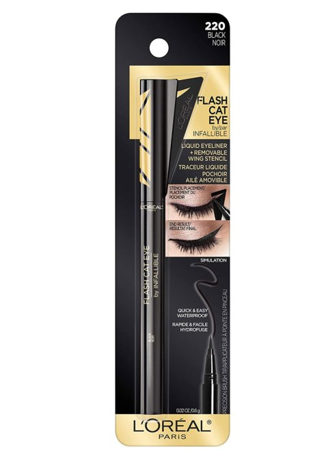 L'Oreal Flash Cat Eye by Infallible