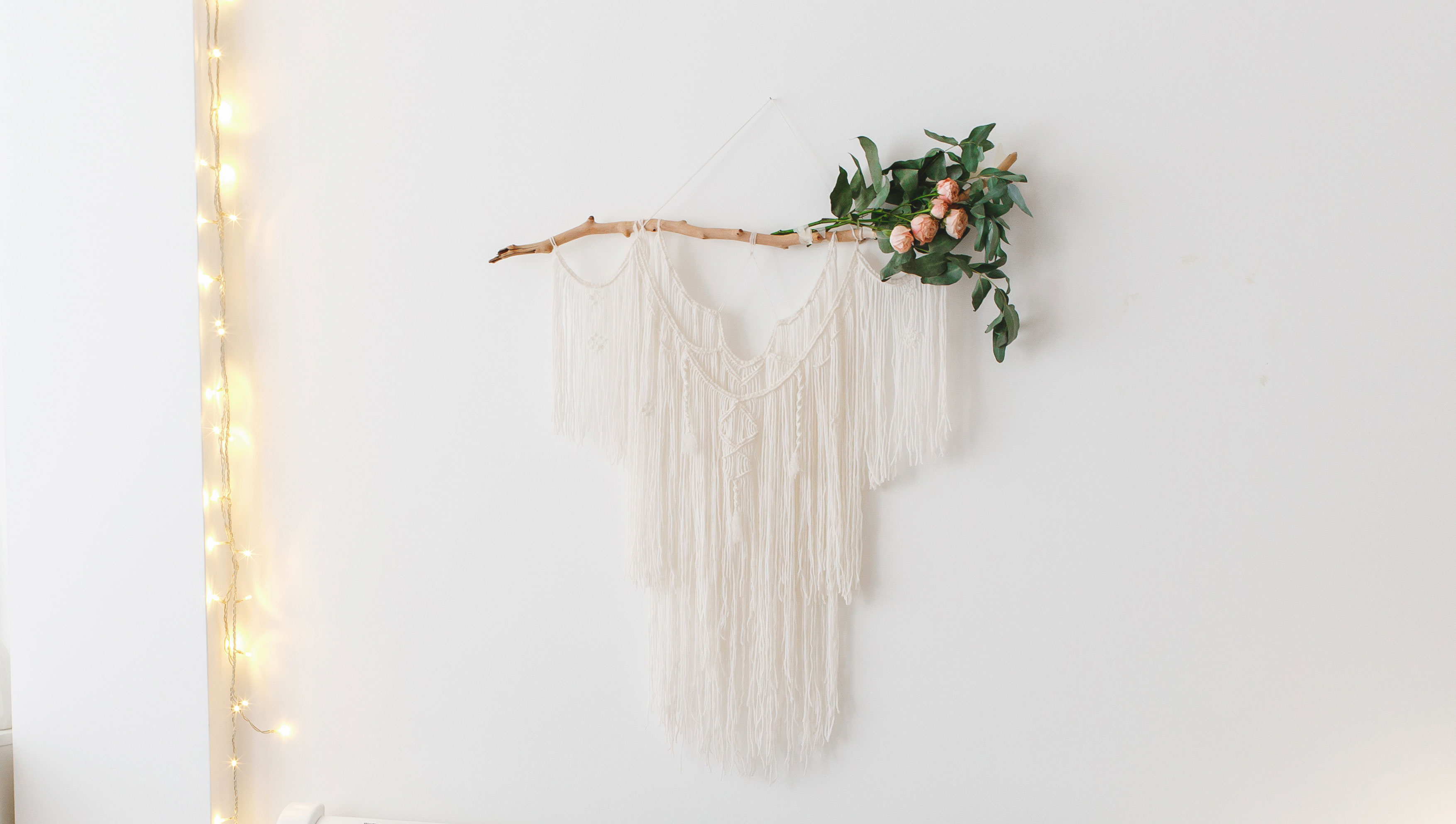 Boho Macrame Wall Hangings to Elevate Your Space