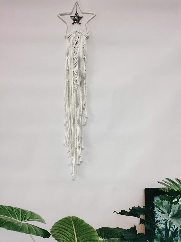 STYLECASTER | macrame wall hanging