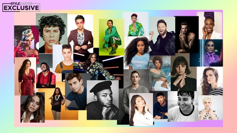 Pride Firsts: 26 LGBTQ+ Celebrities Describe a Pivotal Moment in Their Pride Journey | StyleCaster