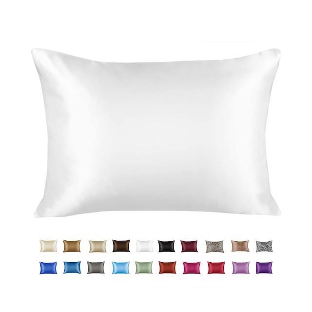 ShopBedding Luxury Satin Pillowcase