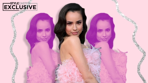 Sofia Carson on the Deaf Community's 'Beautiful' Response to 'Feel the Beat' | StyleCaster