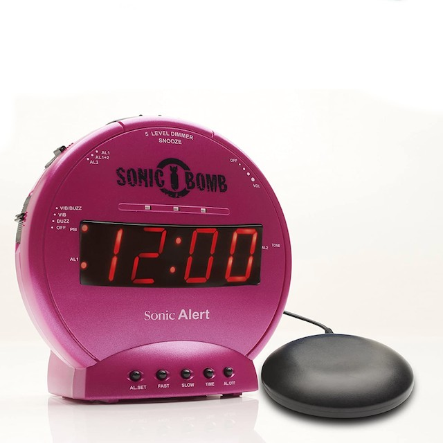 Sonic Bomb Dual Extra Loud Alarm Clock