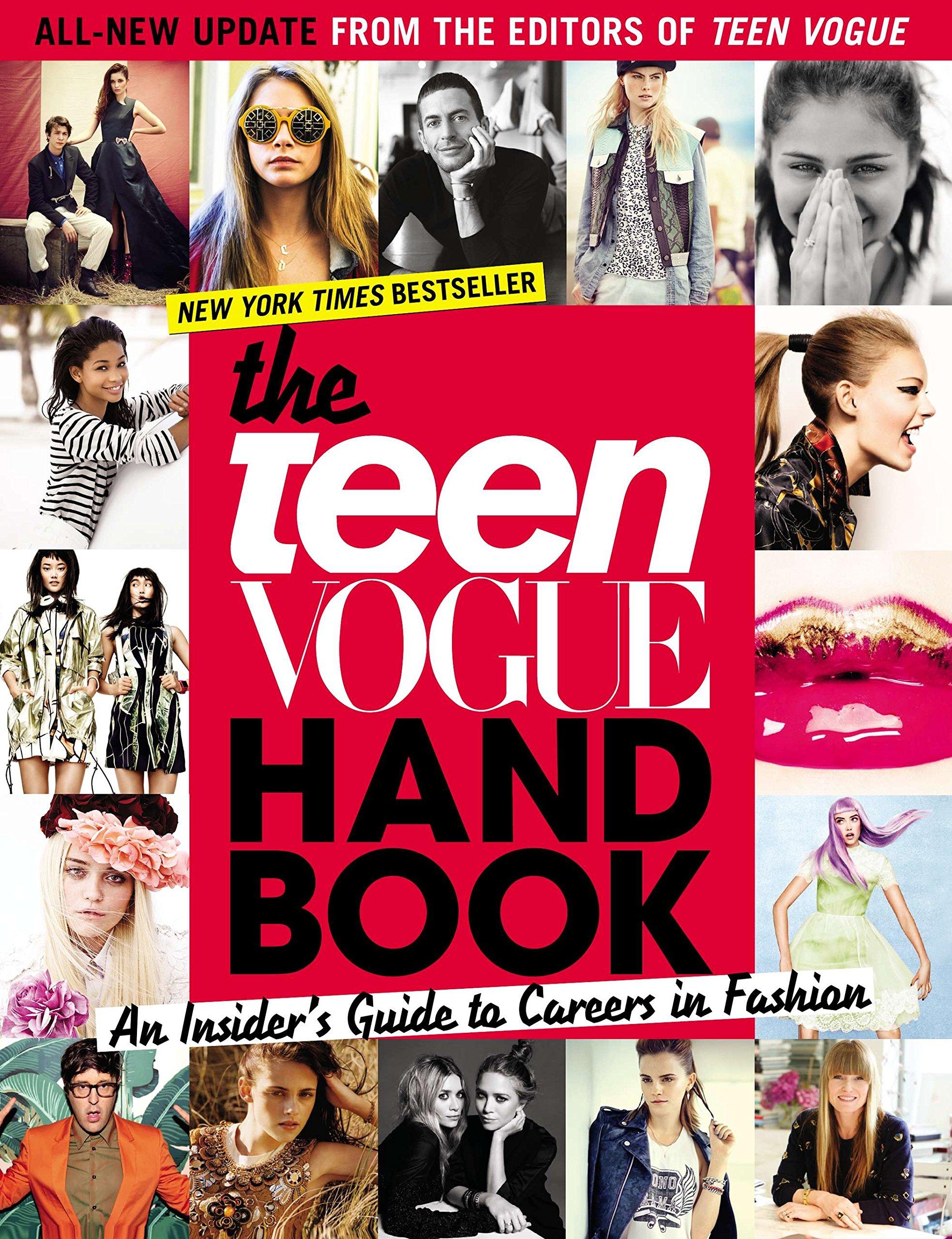 Teen vogue hand book amazon