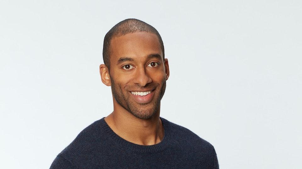 The Bachelor 2021: Matt James