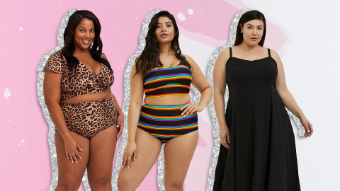 Torrid's 50% Off Dresses & Swim Sale Is A Summery Dream Come True | StyleCaster
