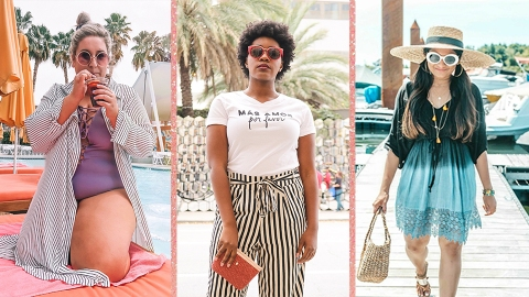15 Beach Outfit Ideas That Go Far Beyond Swimsuits & Sunnies | StyleCaster