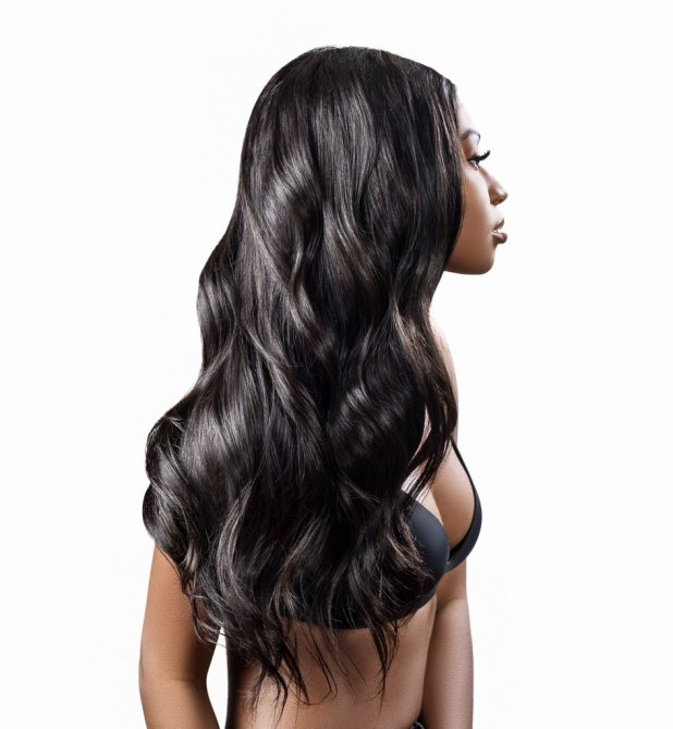 XOXO Virgin Hair Raw Waves Frontal Wig