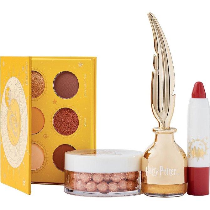 Harry Potter X Ulta Beauty Hufflepuff Cosmetic Kit