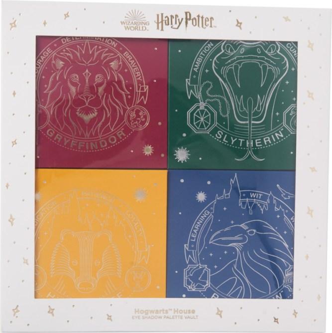 Harry Potter X Ulta Beauty Eye Shadow Palette Vault
