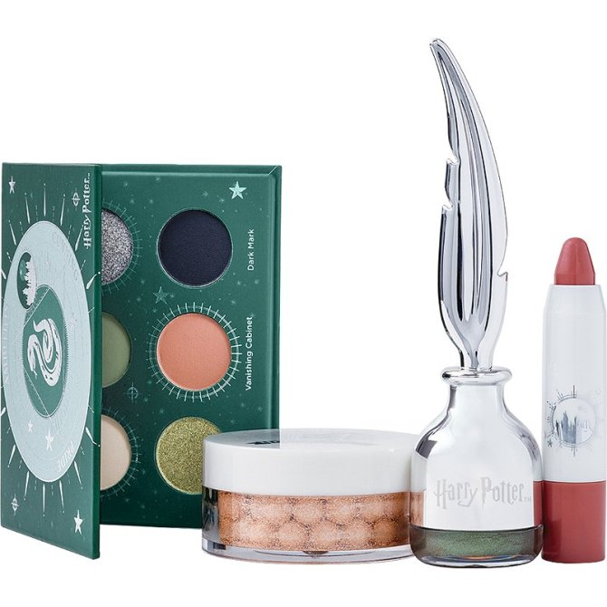 Slytherin cosmetic kit