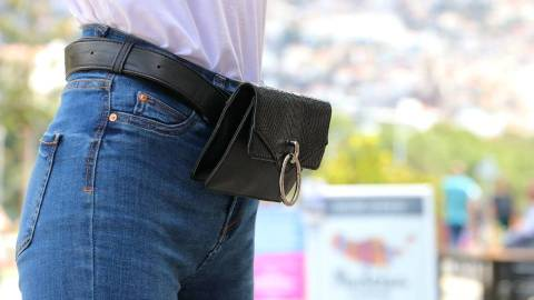 Chic Waist Bags That Are Anything But The Tacky Nylon Styles of The Past | StyleCaster