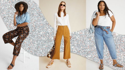 Anthropologie's 40% Off Pants Sale Means I'm Buying Some Cute New Pairs ASAP | StyleCaster