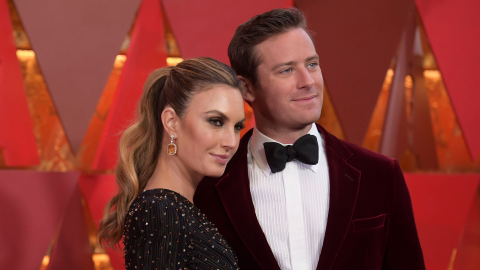 Armie Hammer & Elizabeth Chambers Have Separated After 10 Years of Marriage | StyleCaster