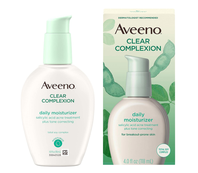 Aveeno Clear Complexion Moisturizer