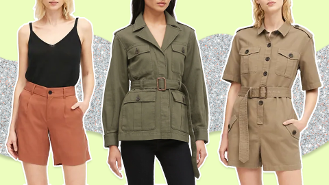 Banana Republic's Heritage Collection Was Inspired By Vintage BR Campaigns | StyleCaster