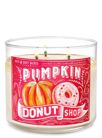 bbw pumpkin donut