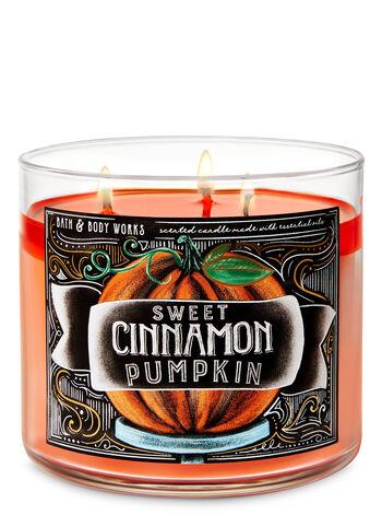 bbw sweet cinnamon pumpkin