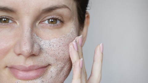 Microdermabrasion Scrubs For Gentle Exfoliation   StyleCaster