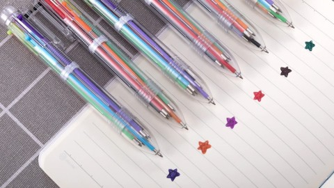 Switch Between Colors with These Super Fun Multicolor Pens | StyleCaster