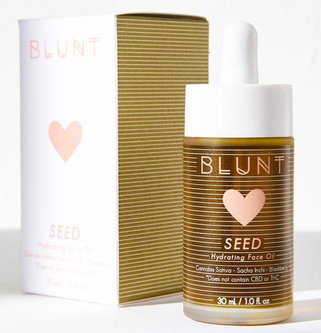 blunt skincare