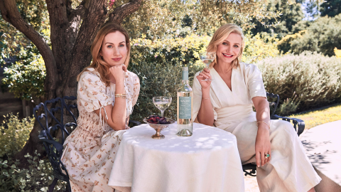 FYI, Cameron Diaz Is Now A Winemaker & I'm Def Buying A Bottle | StyleCaster