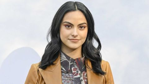 "Camila Mendes Got These Cute ""Cactus Nails"" to Celebrate Her New Movie 